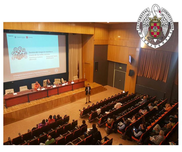 Congreso de Comunicación y Seguridad en Eventos